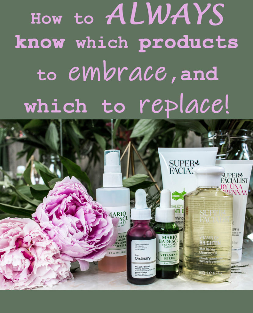Skincare and Cosmetic Product Ingredients: The Good, the Bad, and